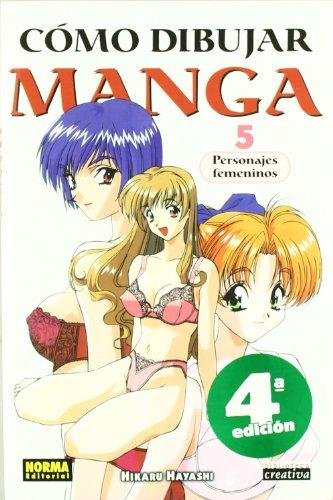 COMO DIBUJAR MANGA  5