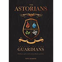 Legend of the Guardians (The Astorians Book 1) (English Edition)