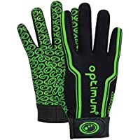 Optimum Unisex Senior Velocity Thermal Rugby Gloves