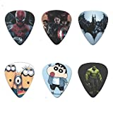Bufferman 0.71mm Thickness Iconic Character Lead and Rhythm - Best Reviews Guide