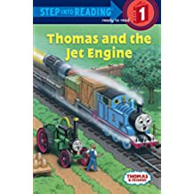 Thomas and Friends: Thomas and the Jet Engine (Thomas & Friends) (Step Into Reading. Step 1)
