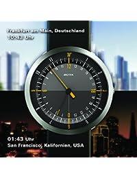 Botta Reloj - Duo 24 - Negro