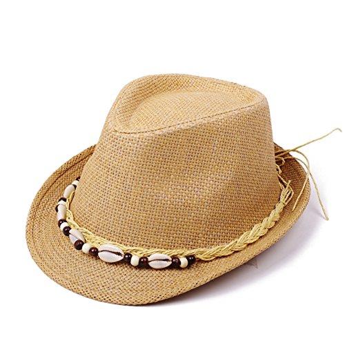 Version Coréenne Du Chapeau été Paille/Petits Chapeaux/Chapeau De Paille Sir/Chapeau De Protection Solaire B