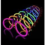 50 Gafas Luminosas Aviador Glow ENTREGA 1-3 DÍAS