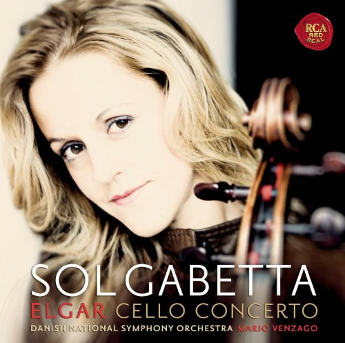 Elgar: Cello Concerto/Dvorak/R...