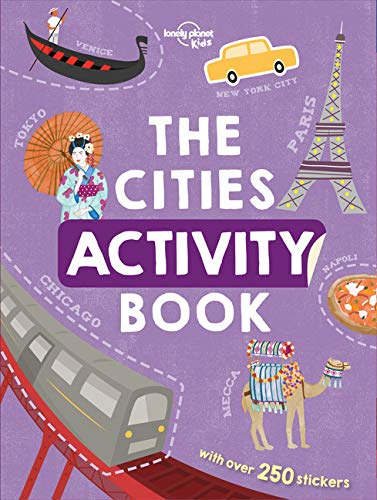 Lonely Planet Kids The Cities Activity Book