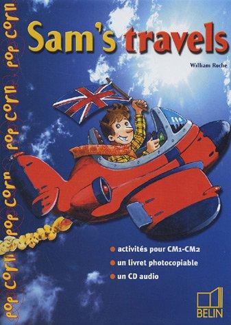 Sam's travels CM1-CM2 (1CD audio)