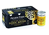 Fever Tree Premium Indian / 3er Fridge-Pack / (3x8) Dosen (24 x 150ml) Tonic Water