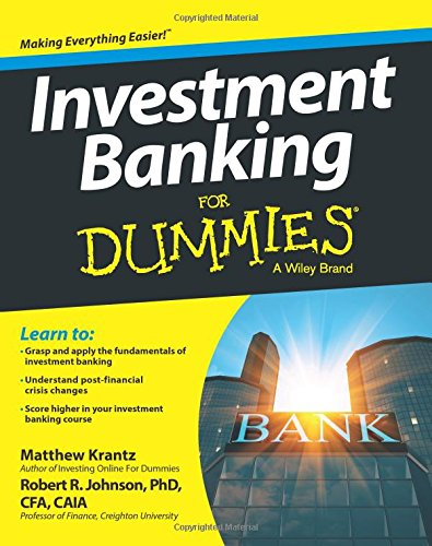 wiley finance investment banking pdf writer