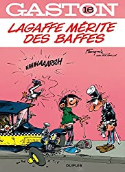 Gaston - tome 16 - Lagaffe mérite des baffes