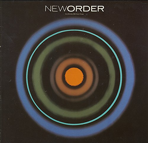 New Order - Blue Monday 1988 - Rough Trade - RTD 035T