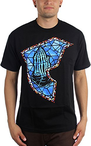Famous Stars and Straps - - Herren Stained BOH T-Shirt Black