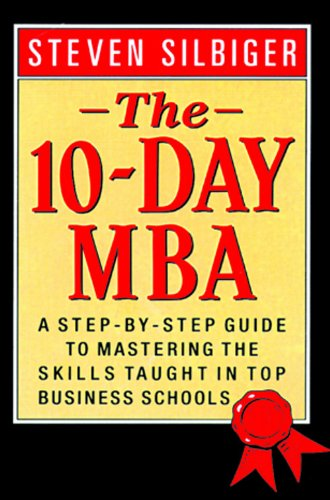 Ebook free download 10 day mba