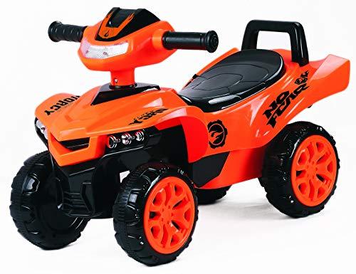Toyhouse Racing Turbo Push ATV for Kids(1 to 3yrs) , Orange