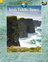 Irish fiddle tunes +CD (62 pièces traditionnelles) --- Violon