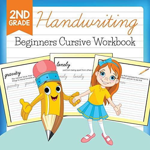 2nd Grade Handwriting: Beginners Cursive Workbook