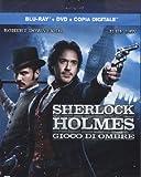 Sherlock Holmes - Gioco di ombre(+DVD)