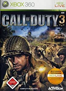 call of duty 3 xbox 360 games. Black Bedroom Furniture Sets. Home Design Ideas