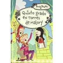 Quinto curso en Torres de Malory (INOLVIDABLES)