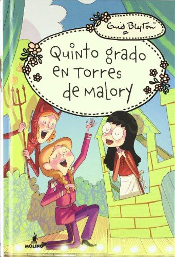 Torres de Malory 5: Quinto curso (INOLVIDABLES)