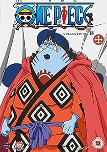 One Piece (Uncut) Collection 18 (Episodes 422-445) [DVD]