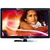 Philips 32PFL3606H/12 81 cm (32 Zoll) LCD-Fernseher (Full-HD, 50Hz, DVB-T/-C) hochglanz schwarz