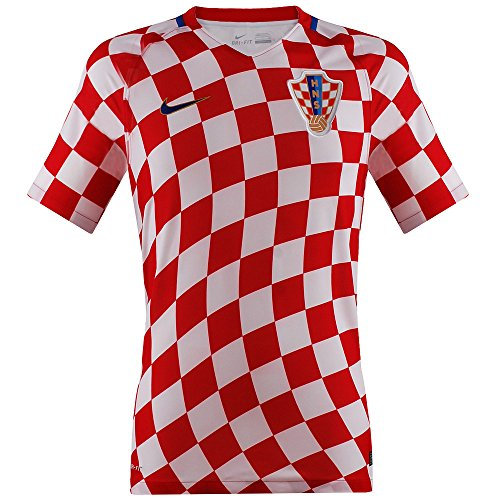 2016-2017 Croatia Home Nike Football Shirt