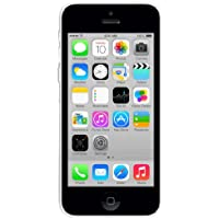 "Apple iPhone 5C - Smartphone libre iOS (pantalla 4"", cámara 8 Mp, 16 GB, Dual-Core 1.3 GHz, 1 GB RAM), blanco"