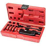 LARS360 13 piezas - Remachadora para cadenas de moto trennwerk juguete y separador de remachadora de herramientas para motor Rueda también Cadenas Cadenas de impuestos