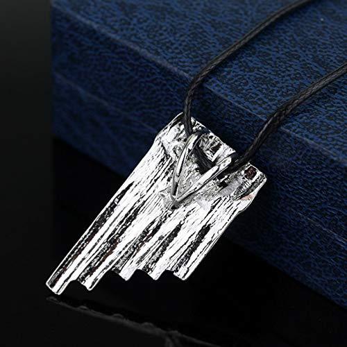 Zauberflöte Kostüm - DADATU Halsketten für Herren Vintage Jewelry