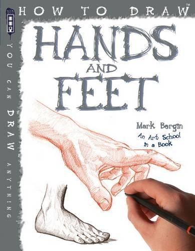 How To Draw Hands And Feet por Mark Bergin