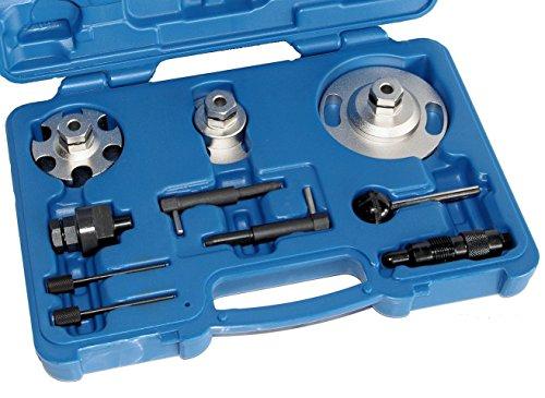 Motor Arretierwerkzeug Kurbelwelle Nockenwelle Werkzeug für VW Audi A4 A6 A8 Q5 Q7 Touareg Pheaton 1122