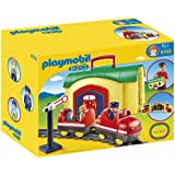Playmobil 6783 1.2.3 My Take Along Train
