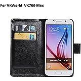 Frlife |Funda de Rotación y Choque para VKworld VK700 MAX Smartphone(5 Estatura)