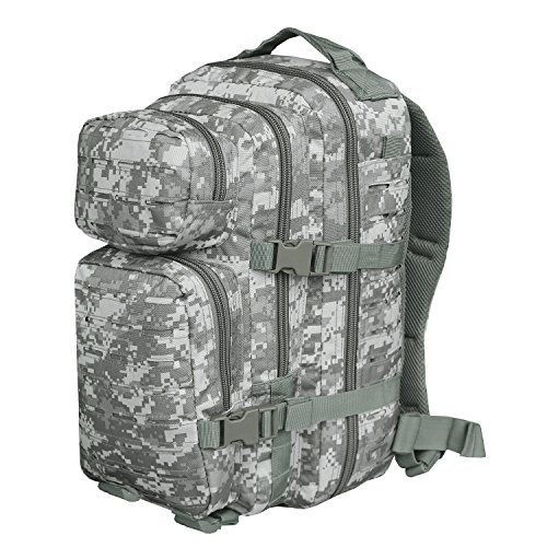 Rucksack US Assault Pack Laser Cut at-digital