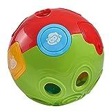 Simba 104018164–ABC krabbel Ball con luce e suono