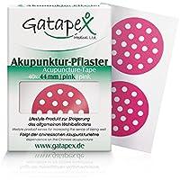 Exklusive Weltneuheit: Gatapex Akupunkturpflaster, Form: rund, groß, Pink preisvergleich bei billige-tabletten.eu