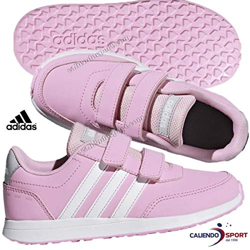 adidas Unisex-Kinder Vs Switch 2 CMF C Fitnessschuhe, Mehrfarbig (Multicolor 000), 32 EU - Mädchen Adidas Schuhe