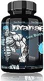 Dyanabol Sex Booster By VargPower | 100 Kapseln Natürliche Formel für aktive Männer Sportler | Kraft Ausdauer im Leben | Erhöht den Testosteronspiegel | Potenzmittel Hochdosiert