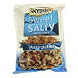 Snyders Pretzel Pieces Sweet & Salty 10 x 100g