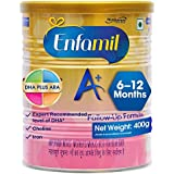 Enfamil A+ Stage 2 Follow Up Formula - 400 g (6 to 12 Months)
