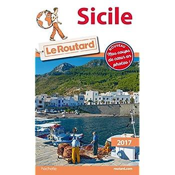 Guide du Routard Sicile 2017