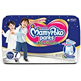 MamyPoko Pants Extra Absorb Diapers, XXXL (Pack of 7)
