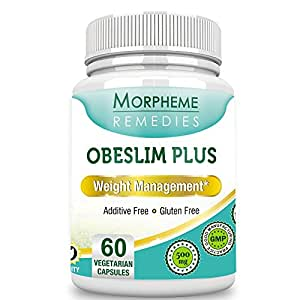 Morpheme Remedies Obeslim Plus - 60 Capsules