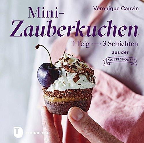 Mini-Zauberkuchen: 1 Teig - 3 Schichten aus der Muffinform