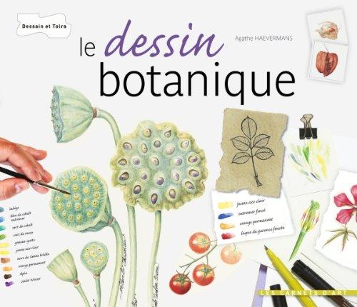 Le dessin botanique - nouvelle présentation par Agathe Haevermans