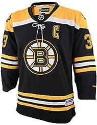 Zdeno Chara Boston Bruins Reebok NHL Jeunesse Youth Premier Maillot - Black