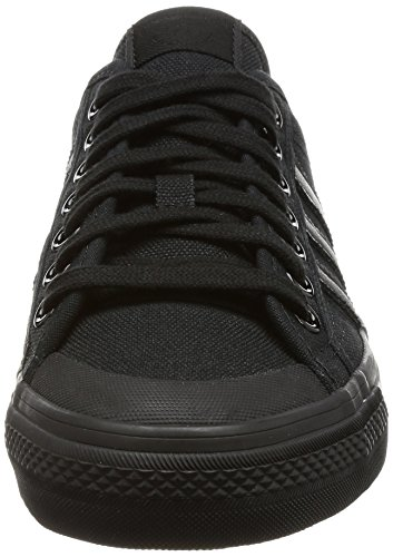 adidas Nizza, Chaussures de Fitness Mixte Adulte, Noir Noir (Core Black 0)