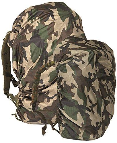 BKL1® BW sac à dos Housse CCE Camouflage jusqu'à 130 L Sac à dos Housse Outdoor randonnée EDC 1455