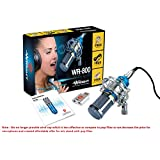 Wright WR 800 Condenser Microphone (Blue)